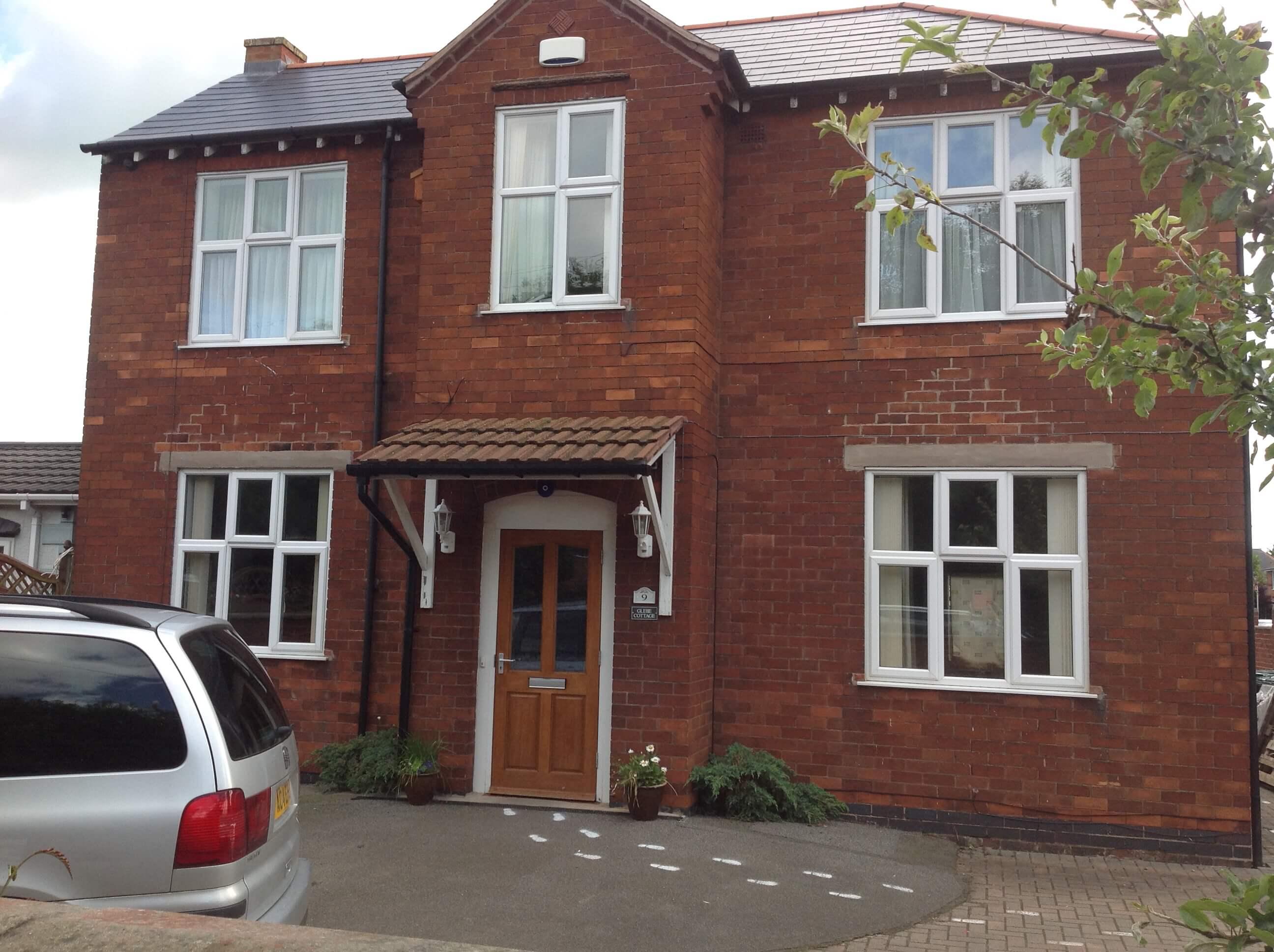 Glebe Cottage opens
