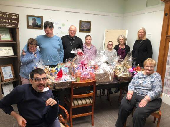 Fairfields Donate Harvest Festival Hampers